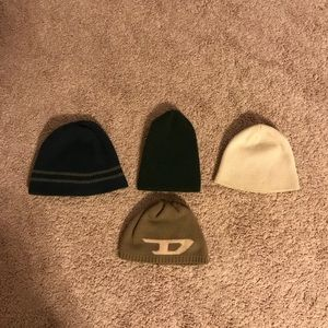 Other - 4 all different beanies
